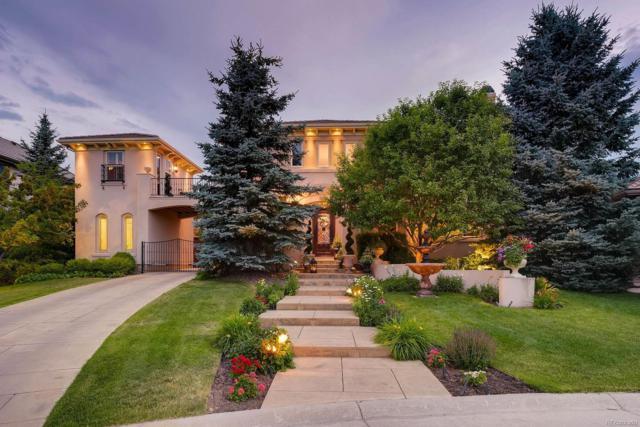 12505 Ventana Mesa Circle, Castle Pines, CO 80108 (#7831222) :: Wisdom Real Estate