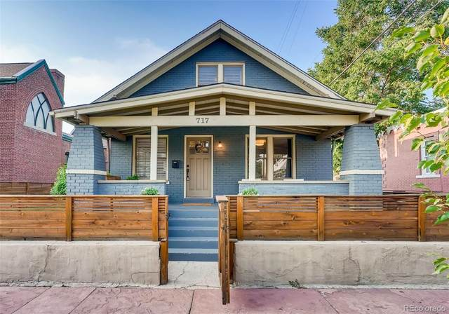717 E 23rd Avenue, Denver, CO 80205 (#7831687) :: The Colorado Foothills Team | Berkshire Hathaway Elevated Living Real Estate
