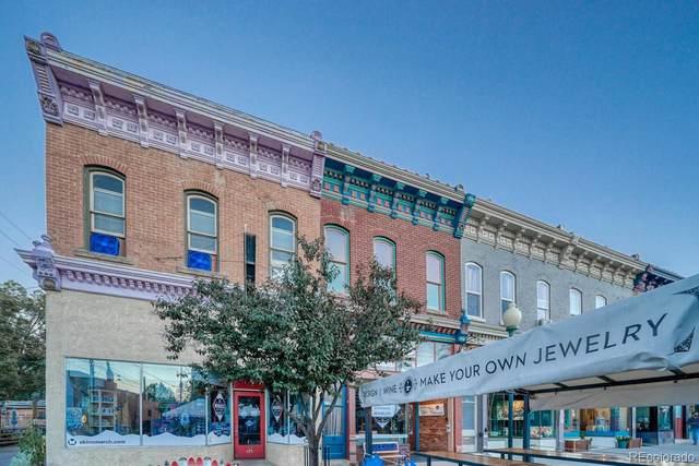 121 N F Street, Salida, CO 81201 (#7831776) :: Symbio Denver