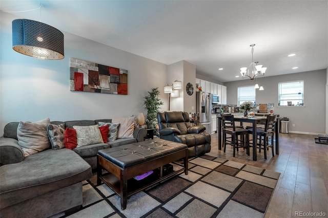 4260 E Warren Avenue #4, Denver, CO 80222 (#7831906) :: The HomeSmiths Team - Keller Williams