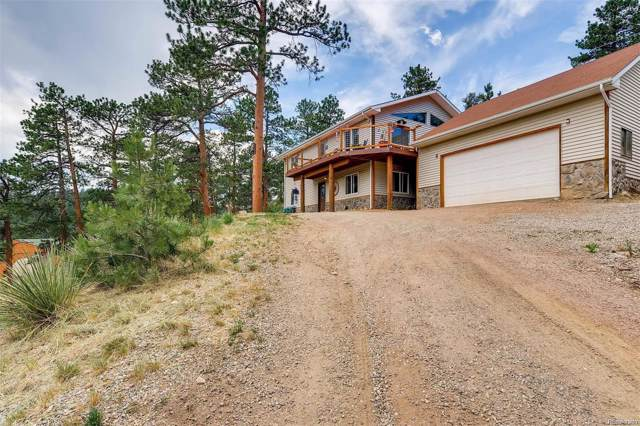 4117 County Road 72, Bailey, CO 80421 (#7832051) :: The HomeSmiths Team - Keller Williams