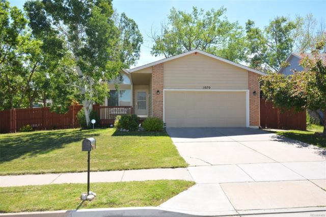 1070 Piros Drive, Colorado Springs, CO 80922 (#7832360) :: The Heyl Group at Keller Williams