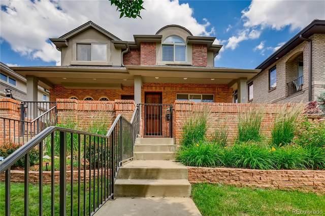 536 Cook St Street, Denver, CO 80206 (MLS #7832526) :: Find Colorado