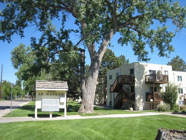 9340 W 49th Avenue #207, Wheat Ridge, CO 80033 (#7832606) :: Wisdom Real Estate