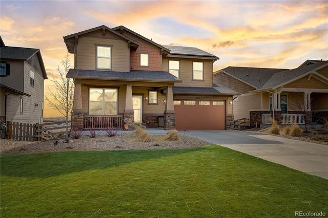 18100 W 85th Drive, Arvada, CO 80007 (#7832624) :: The DeGrood Team