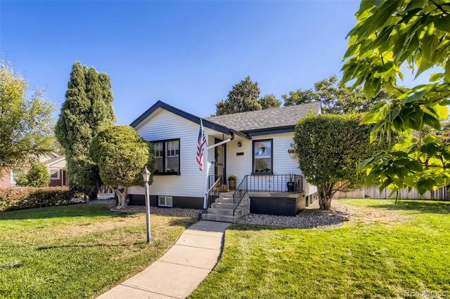 3500 Benton Street, Wheat Ridge, CO 80212 (#7832742) :: The HomeSmiths Team - Keller Williams