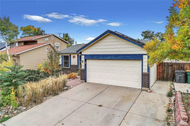 8635 W 79th Avenue, Arvada, CO 80005 (#7833028) :: The Gilbert Group