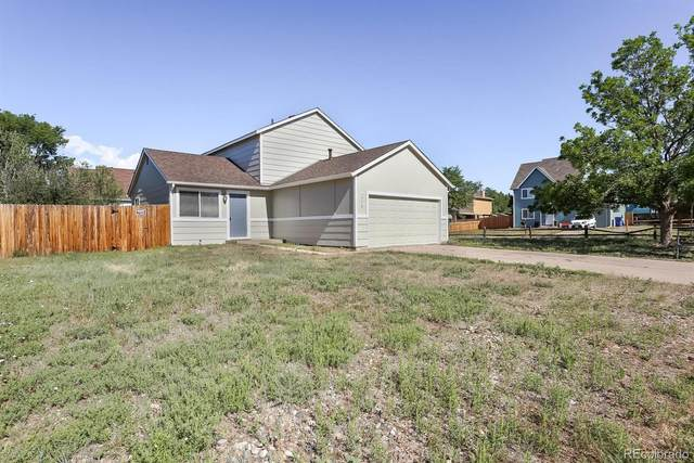 3402 Foxridge Drive, Colorado Springs, CO 80916 (MLS #7833121) :: 8z Real Estate