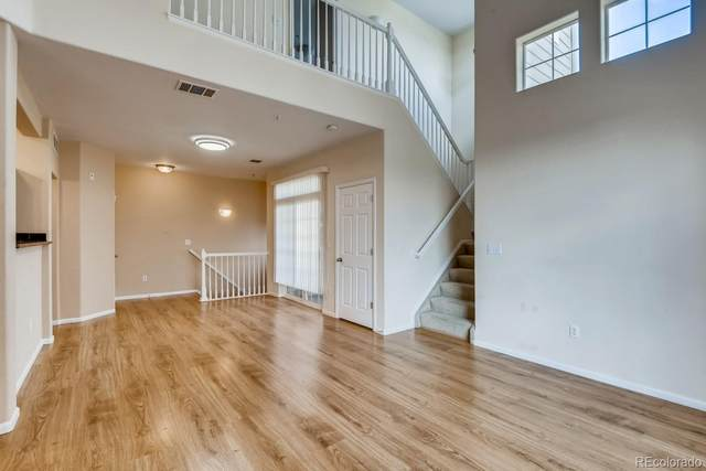 1540 S Florence Way #509, Aurora, CO 80247 (MLS #7834214) :: Bliss Realty Group