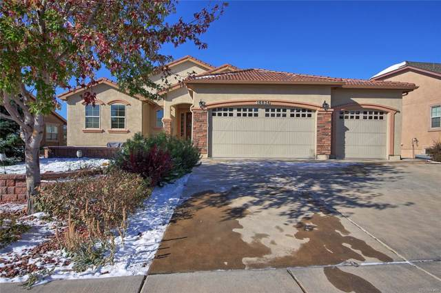 16634 Mystic Canyon Drive, Monument, CO 80132 (#7834789) :: Keller Williams Action Realty LLC