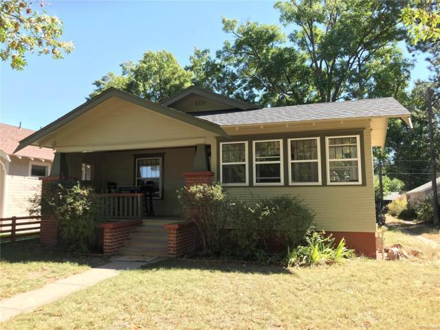 611 N Cedar Street, Colorado Springs, CO 80903 (#7834873) :: Wisdom Real Estate
