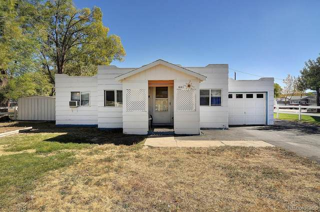 441 Blake Street, Salida, CO 81201 (MLS #7836536) :: 8z Real Estate