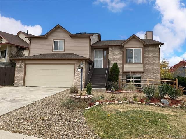 5740 E Wells Fargo Drive, Colorado Springs, CO 80918 (#7836926) :: The HomeSmiths Team - Keller Williams