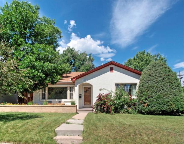 32 Farragut Avenue, Colorado Springs, CO 80909 (#7837138) :: Bring Home Denver with Keller Williams Downtown Realty LLC