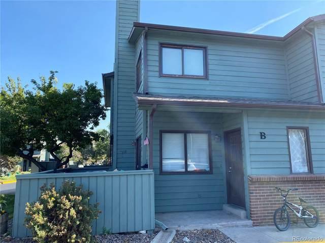 10430 W Jewell Avenue B, Lakewood, CO 80232 (MLS #7837261) :: 8z Real Estate