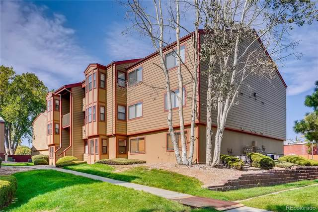 8771 Dawson Street #301, Denver, CO 80229 (MLS #7837557) :: 8z Real Estate