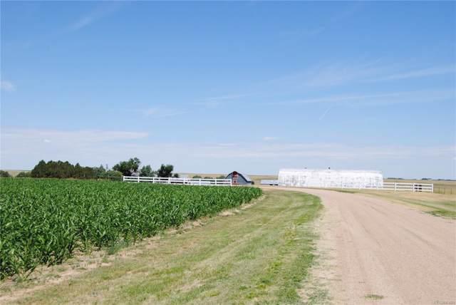3757 Co Road R, Flagler, CO 80815 (MLS #7837822) :: 8z Real Estate