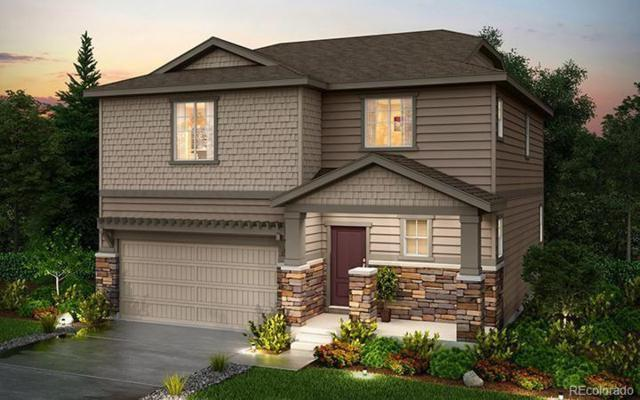 12723 Red Rosa Circle, Parker, CO 80134 (#7838211) :: The DeGrood Team