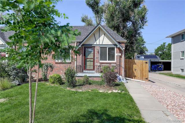 1427 Jersey Street, Denver, CO 80220 (#7838250) :: Own-Sweethome Team