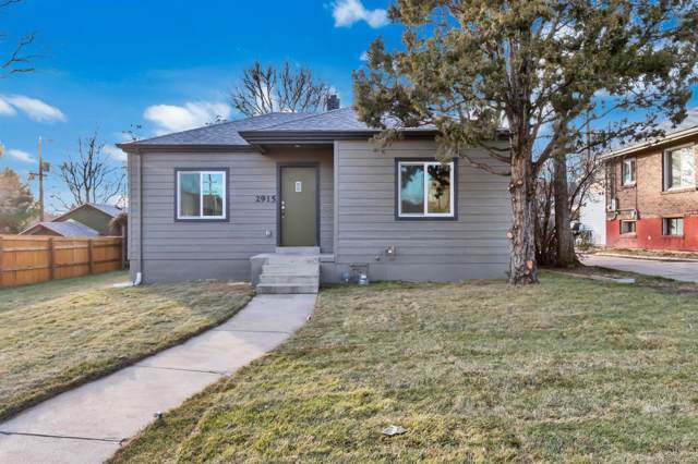2915 Sheridan Boulevard, Wheat Ridge, CO 80214 (#7838688) :: The Peak Properties Group
