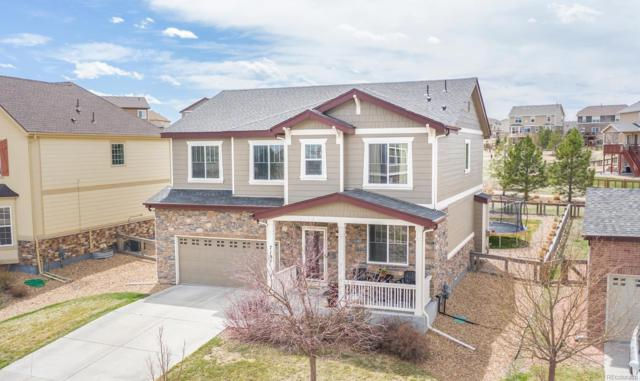 7191 S Oak Hill Circle, Aurora, CO 80016 (#7838979) :: The Griffith Home Team