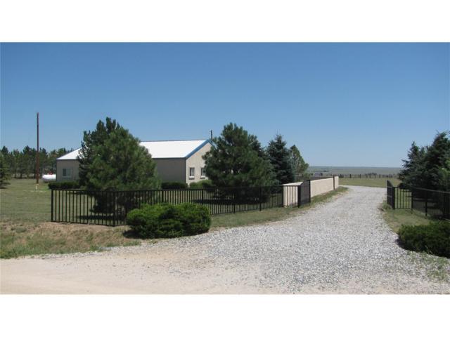 6275 Mcclelland Road, Colorado Springs, CO 80808 (MLS #7839017) :: 8z Real Estate