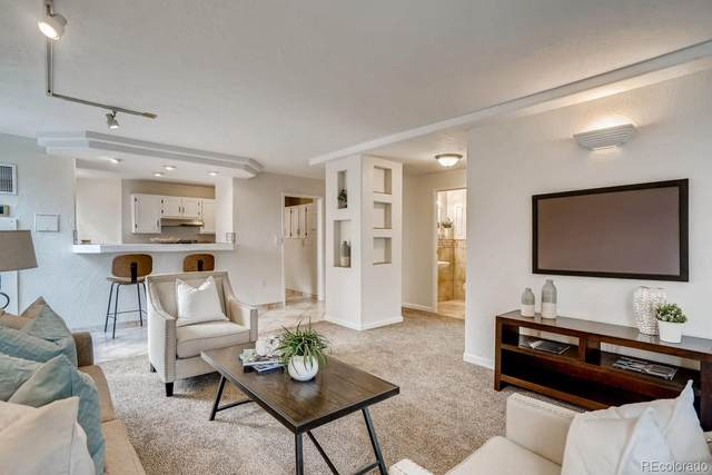 1625 Larimer Street #603, Denver, CO 80202 (#7839221) :: Chateaux Realty Group