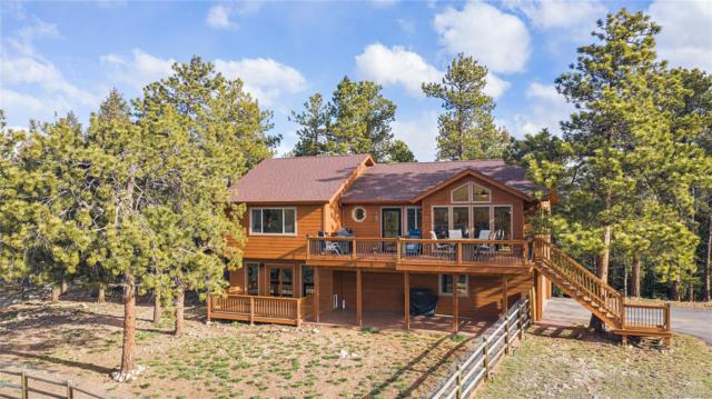 577 Conifer Drive, Bailey, CO 80421 (#7839560) :: Bring Home Denver with Keller Williams Downtown Realty LLC