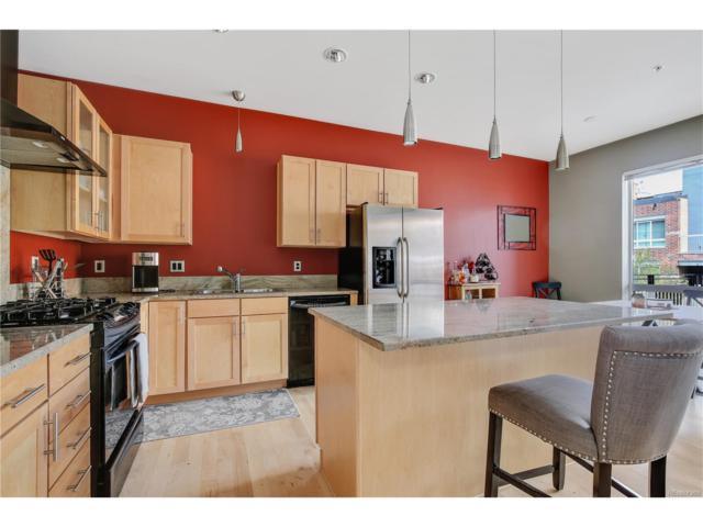 1438 Little Raven Street #301, Denver, CO 80202 (MLS #7839583) :: 8z Real Estate