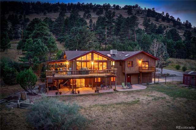 7232 Olde Stage Road, Boulder, CO 80302 (MLS #7839846) :: 8z Real Estate