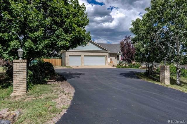 4925 Sapphire Drive, Colorado Springs, CO 80918 (MLS #7839854) :: 8z Real Estate