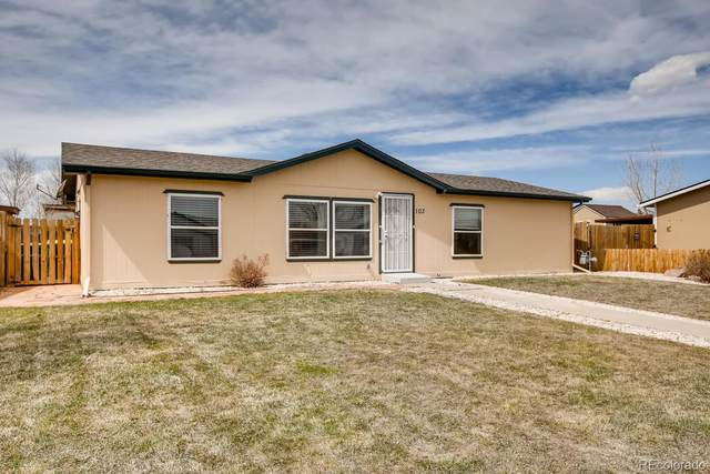 103 Stampede Place, Lochbuie, CO 80603 (MLS #7839921) :: Bliss Realty Group