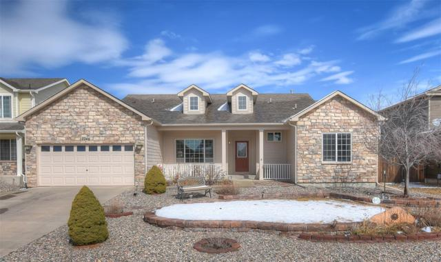 12246 Crystal Downs Road, Peyton, CO 80831 (#7839944) :: Compass Colorado Realty