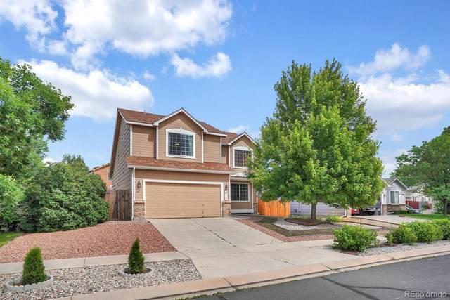 673 Greenscape Lane, Colorado Springs, CO 80916 (#7840022) :: The Gilbert Group