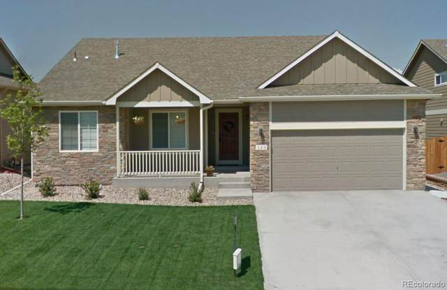 320 Moss Rock Way, Johnstown, CO 80534 (#7840262) :: The Brokerage Group