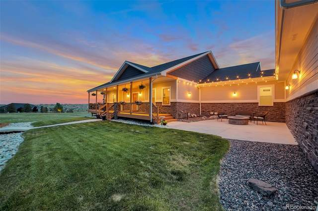 2366 Antelope Ridge Trail, Parker, CO 80138 (#7840899) :: The DeGrood Team