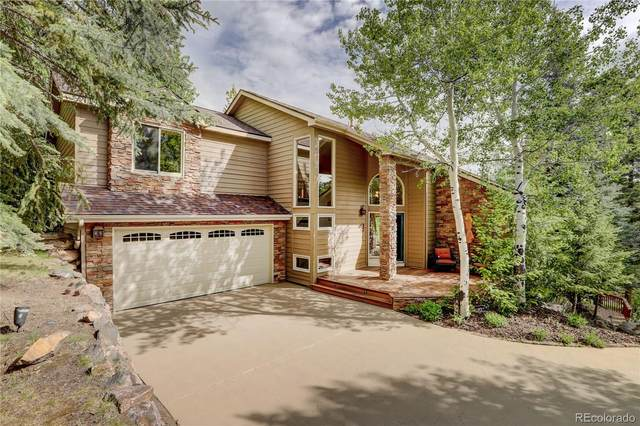 5391 Three Sisters Circle, Evergreen, CO 80439 (#7841382) :: West + Main Homes