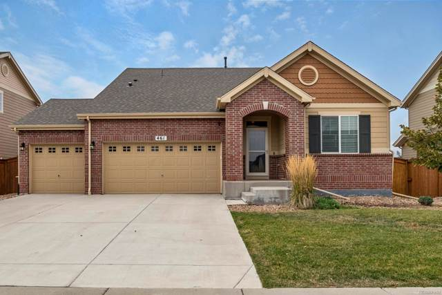 461 N Jackson Gap Way, Aurora, CO 80018 (MLS #7841683) :: 8z Real Estate
