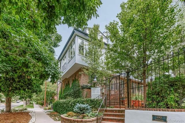 690 N Pennsylvania Street B-1, Denver, CO 80203 (MLS #7841710) :: 8z Real Estate