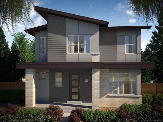 5661 E Emporia Street, Denver, CO 80238 (#7842162) :: Real Estate Professionals
