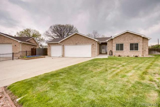 2331 Kristal Way, Denver, CO 80221 (#7842691) :: The Heyl Group at Keller Williams
