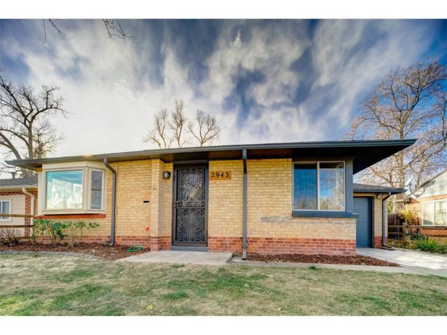 2943 Glencoe Street, Denver, CO 80207 (#7843000) :: House Hunters Colorado