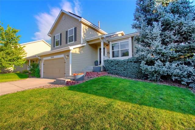 10680 Pommel Court, Parker, CO 80134 (MLS #7843740) :: 8z Real Estate