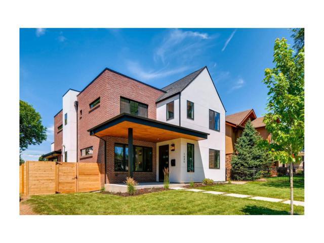 1645 S Saint Paul Street, Denver, CO 80210 (MLS #7843789) :: 8z Real Estate