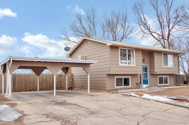 1505 Sanchez Court, Platteville, CO 80651 (#7843981) :: James Crocker Team