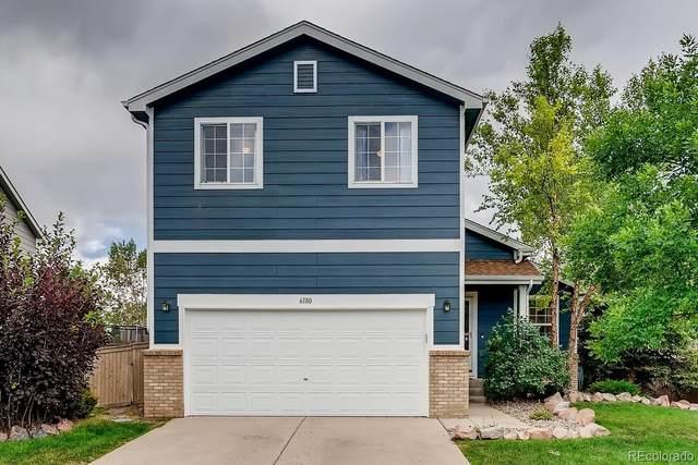 6180 Millbridge Avenue, Castle Rock, CO 80104 (MLS #7844057) :: Keller Williams Realty