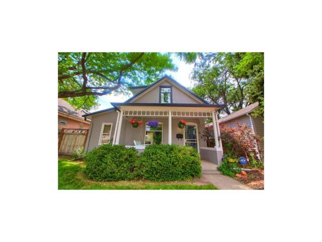 2551 S Logan Street, Denver, CO 80210 (MLS #7844077) :: 8z Real Estate