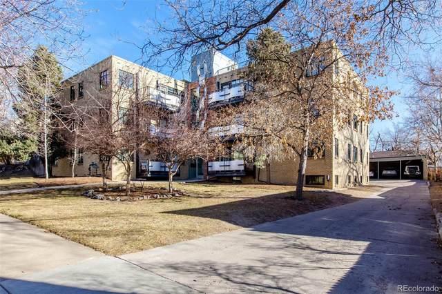 636 N Washington Street #204, Denver, CO 80203 (MLS #7844629) :: 8z Real Estate