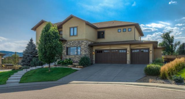 5247 S Taft Street, Littleton, CO 80127 (#7844980) :: The Pete Cook Home Group