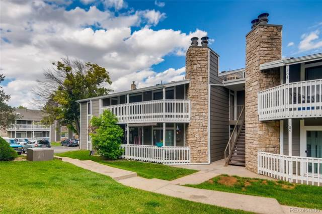 18064 E Ohio Avenue #203, Aurora, CO 80017 (#7845489) :: The Colorado Foothills Team | Berkshire Hathaway Elevated Living Real Estate